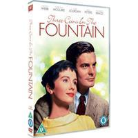 Three Coins In The Fountain cover