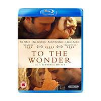 To the Wonder cover