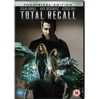 Total Recall cover