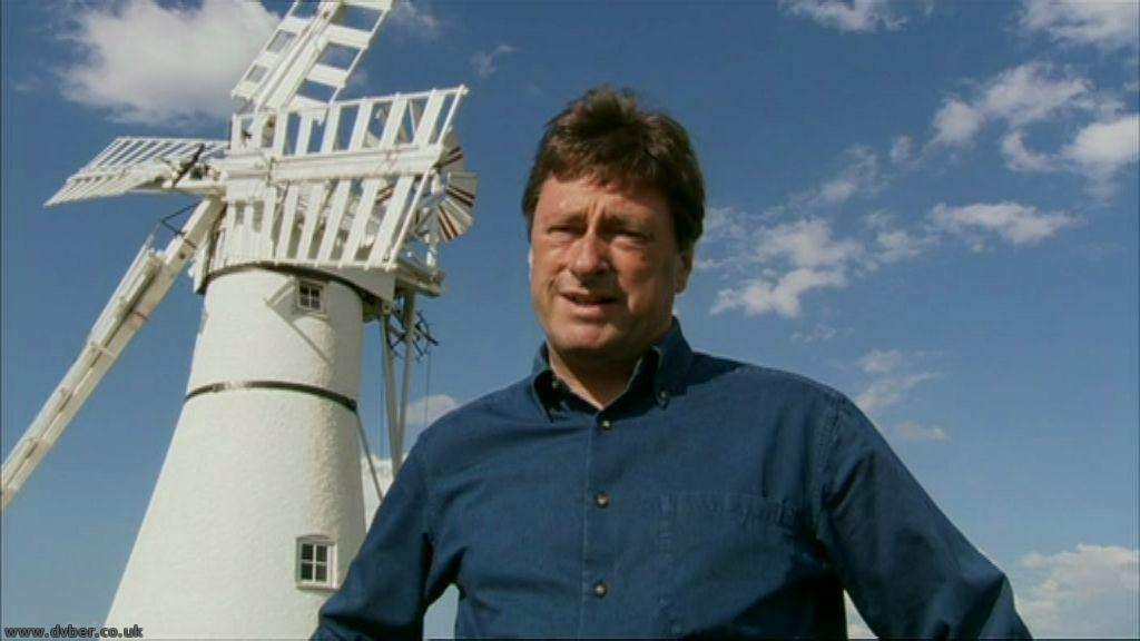 Alan Titchmarsh on British Isles: A Natural History (BBC TWO)