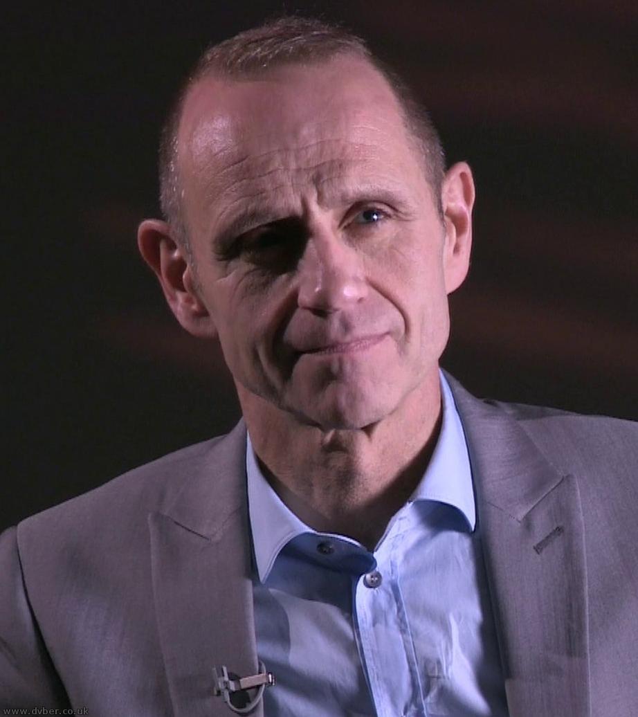 Evan Davis on Newsnight (BBC TWO)